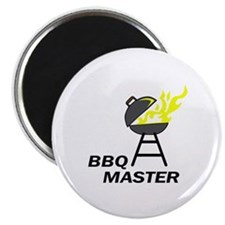 BBQ MASTER Magnets