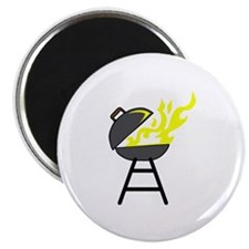 BBQ GRILL Magnets