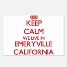 Keep calm we live in Emer Postcards (Package of 8)