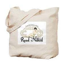 Read Naked Tote Bag