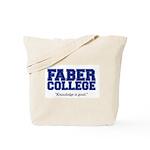 FABER COLLEGE - Tote Bag