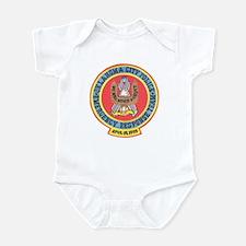 OKC Police Emergency Response Infant Bodysuit