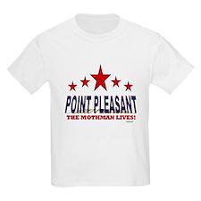 Point Pleasant The Mothman Live T-Shirt