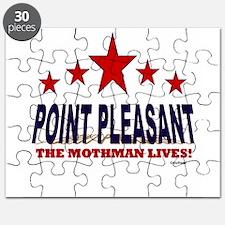 Point Pleasant The Mothman Lives Puzzle