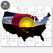 Colorado States of Mind Puzzle