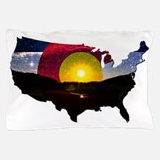 Colorado States of Mind Pillow Case