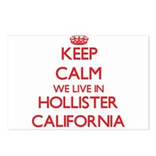 Keep calm we live in Holl Postcards (Package of 8)