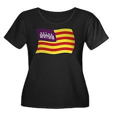 Balearic Islands Flag T