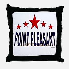 Point Pleasant Throw Pillow