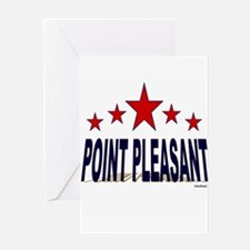 Point Pleasant Greeting Card