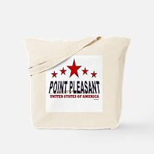 Point Pleasant U.S.A. Tote Bag