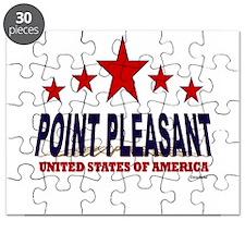 Point Pleasant U.S.A. Puzzle