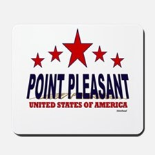 Point Pleasant U.S.A. Mousepad