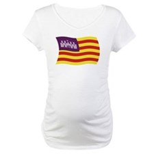 Balearic Islands Flag 2 Shirt