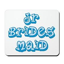 Graffiti Junior Bridesmaid Mousepad