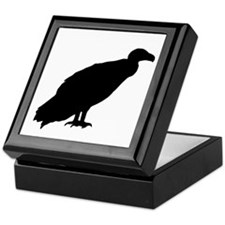 Vulture Keepsake Box