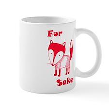 Unique Cute fox Mug