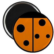 Ladybug Magnet (Orange 100 pk)