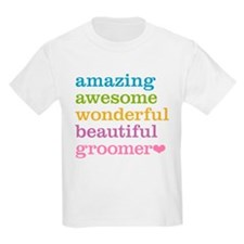 Awesome Groomer T-Shirt