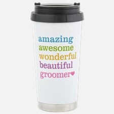 Awesome Groomer Travel Mug