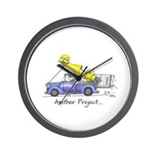 Another Project Wall Clock