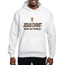 Jesus Christ King of Kings Hoodie