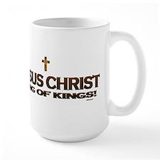Jesus Christ King of Kings Mug