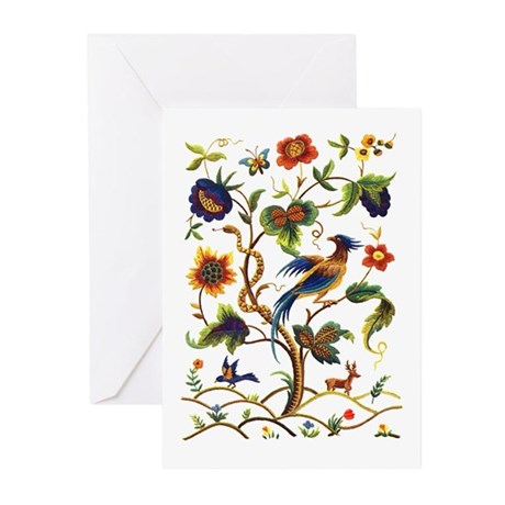 TREE OF LIFE Greeting Cards (Pk of 10)
