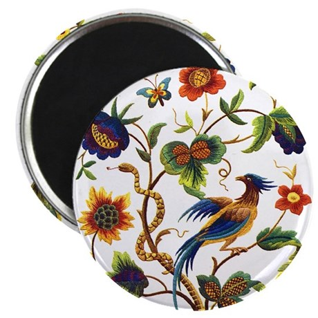 """Warwick Embroidery 2.25"""" Magnet (10 pack)"""