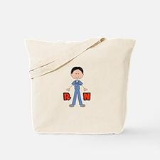 MALE REGISTERED NURSE Tote Bag