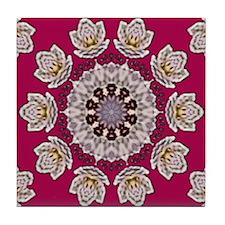 ROSE QUARTZ Tile Coaster