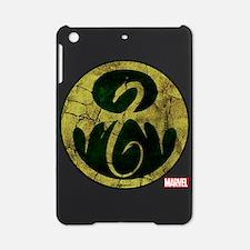 Iron Fist Icon Distressed iPad Mini Case