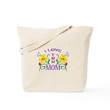 I LOVE YOU MOM Tote Bag