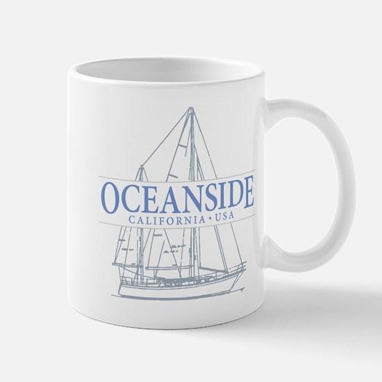 Oceanside CA - Mug
