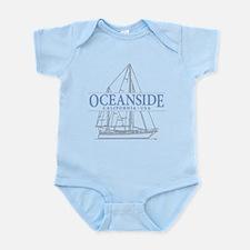 Oceanside CA - Infant Bodysuit