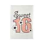 Sweet Sixteen 16th Birthday Magnet (10 pack)
