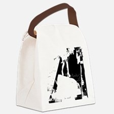 legs city Canvas Lunch Bag