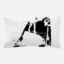 legs city Pillow Case