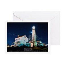 Fenwick Island Lighthouse. Card Greeting Cards