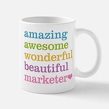 Awesome Marketer Small Small Mug