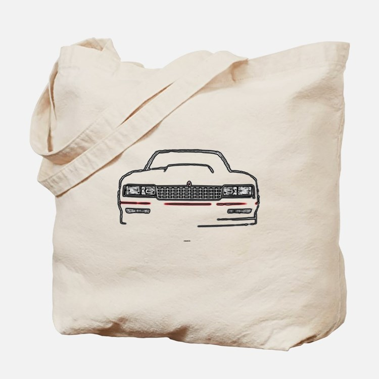 The Full Monte Tote Bag