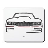 Monte carlo Mouse Pads
