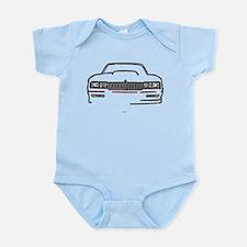 The Full Monte Infant Bodysuit