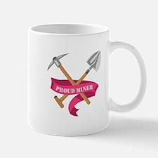 Proud Miner Mugs