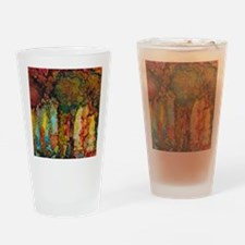Unique Earthy Drinking Glass