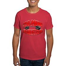 350-pound DEADLIFT T-Shirt