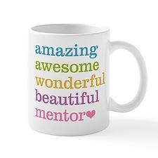Awesome Mentor Small Mug