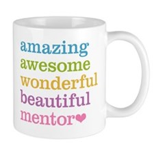 Awesome Mentor Small Mug