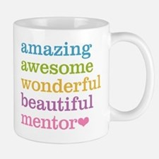 Awesome Mentor Small Small Mug