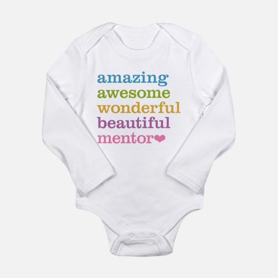 Awesome Mentor Body Suit